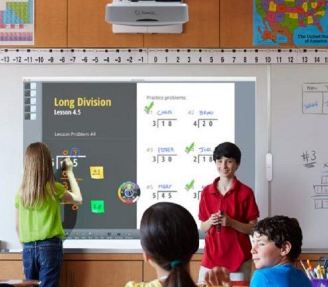 Quelle utilisation faire d'un vidéoprojecteur interactif ?
